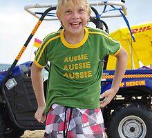 True Blue Aussie Boy by Sharna-Lee