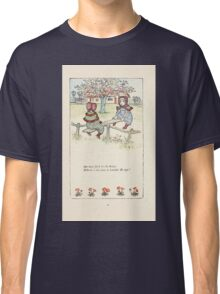Mother Goose or the Old Nursery Rhymes by Kate Greenaway 1881 0046 See Saw Jack in the Hedge Classic T-Shirt