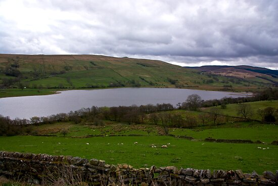 Semer Water - Yorks Dales by Trevor Kersley