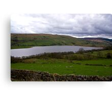 Semer Water - Yorks Dales Canvas Print