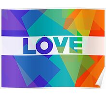 Love (LGBT) Poster
