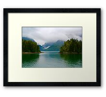 Inland Passages Framed Print