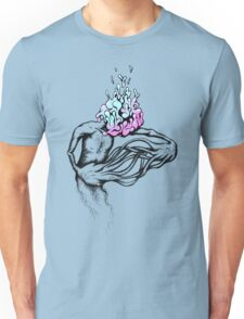 Gathering My Thoughts for the Night Unisex T-Shirt