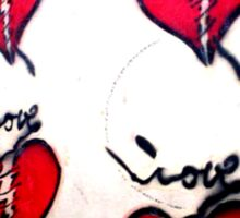 love love love love Sticker
