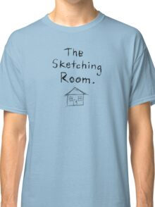 the sketching room t-shirt Classic T-Shirt