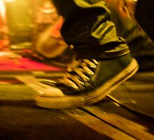 untitled - it's just a shoe by Riggs