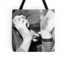Paparazzi much? Tote Bag