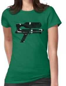 Water-Gun Womens Fitted T-Shirt