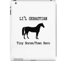 Li'l Sebastian iPad Case/Skin