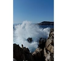 Saint Jean Cap Ferrat - South of France Photographic Print
