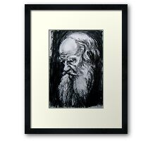 Leo Tolstoy Framed Print