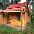 Pioneers Cottage - Daylesford by Hans Kawitzki
