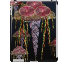 ©DA Jellyfish Fractal iPad Case/Skin