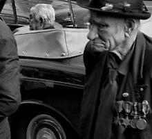 Working Class Man by Andrew  Makowiecki