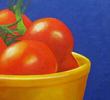 Tomatoes by Charlotte Sarah Rhodes