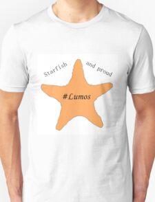 Tessa Netting- Starfish and proud/Lumos T-Shirt