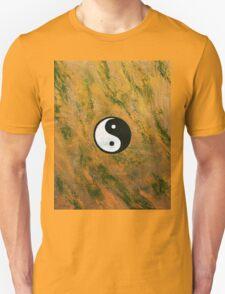 Yin Yang Stone Unisex T-Shirt