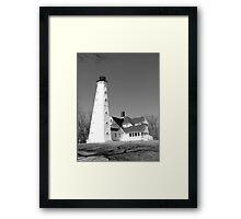 North Point © Framed Print