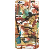 Palette Knife Series 21 iPhone Case/Skin