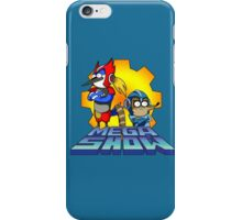 Mega Show iPhone Case/Skin
