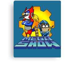 Mega Show Canvas Print