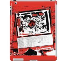 Television Addict iPad Case/Skin