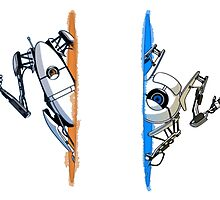 Portal 2 Multiplayer by QuickFreakShop