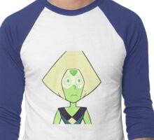 Steven Universe Peridot Men's Baseball ¾ T-Shirt