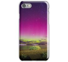 Aurora Australis The Southern Lights iPhone Case/Skin