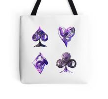Aces of Dragons Tote Bag