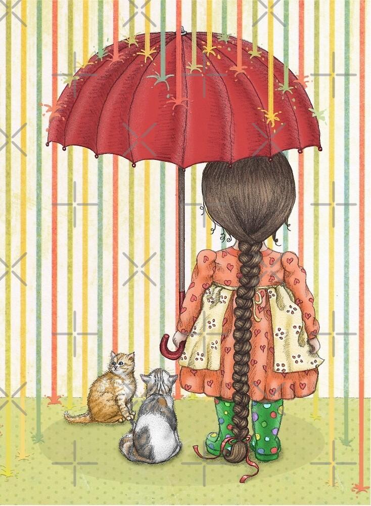 raining color by vian