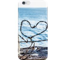 TO THE HEART OF IT iPhone Case/Skin