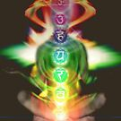 Animated Chakras by RainbowGraphix