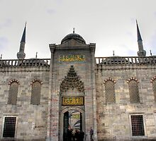 "Sultanahmet camii o ""Moschea Blu"" by mmarco1954"
