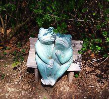 Frog Smiles by artwhiz47