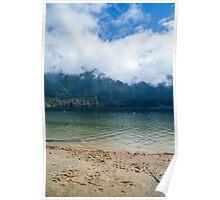Land, Sea, Sky. Poster