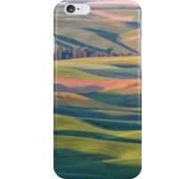 Farmland abstract iPhone Case/Skin
