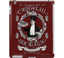 "Chef Dracula's Restaurant: ""For the BITE of your LIFE!"" iPad Case/Skin"