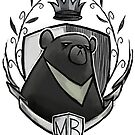 Moon Bear Crest by Michael Bombon