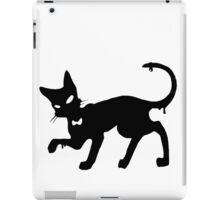 Angus the cat paint spot iPad Case/Skin