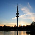 Der Heinrich-Hertz Turm by Dirk Pagel