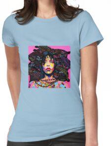Erykah Badu Womens Fitted T-Shirt