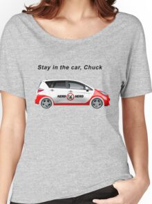 Stay In the Car Women's Relaxed Fit T-Shirt