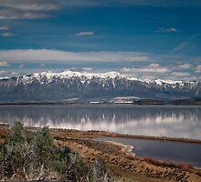Great Salt Lake by Valentina Gatewood