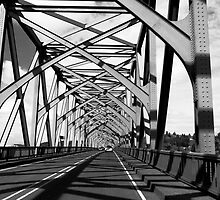 crossing  the bridge by tego53