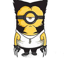 Wolvenion Wolverine by BrianCustomArt