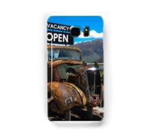 Makarora Truck Stop Samsung Galaxy Case/Skin