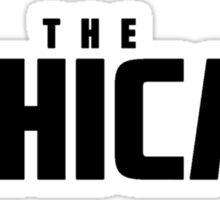 The Bohicas Logo (black) Sticker