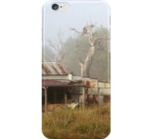 Farmers shed iPhone Case/Skin