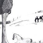 horses3 by gklfreeman